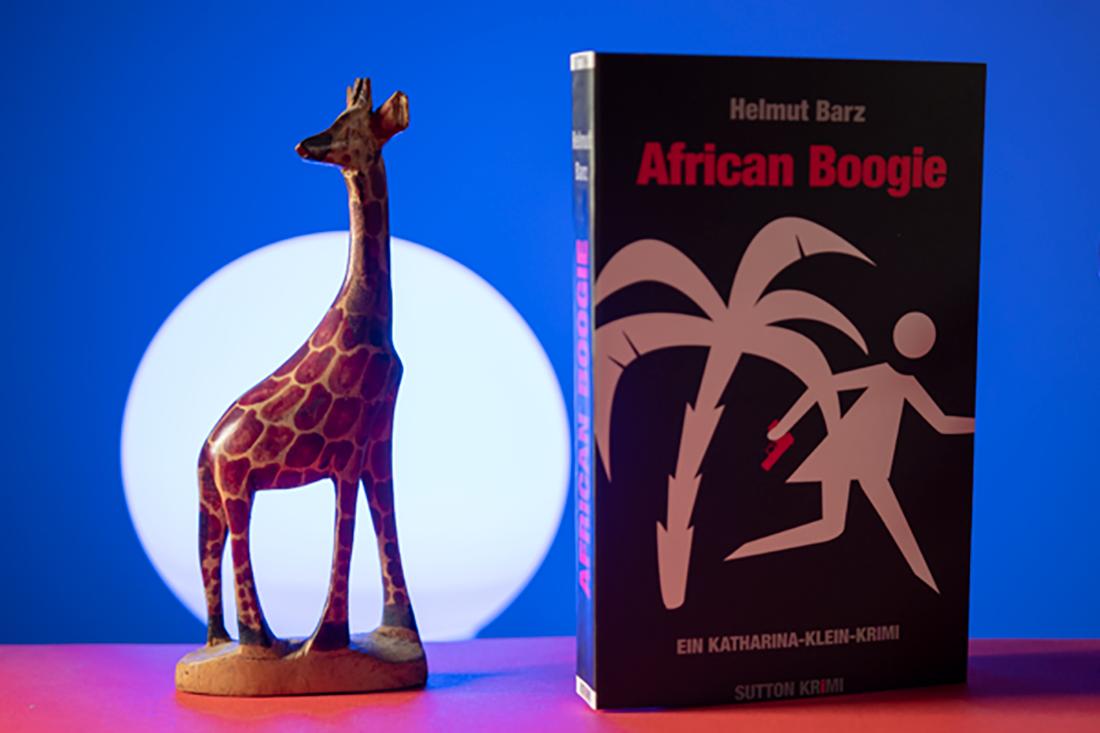 African Boogie - Katharina Klein im Urlaub