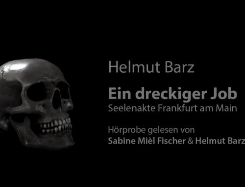 Ein dreckiger Job – SW-Videolesung mit Sabine Mièl Fischer