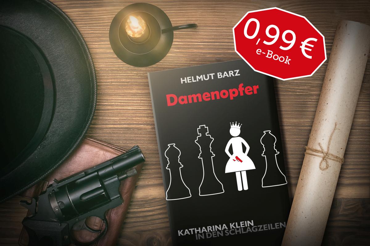 Damenopfer - Katharina Klein in den Schlagzeilen