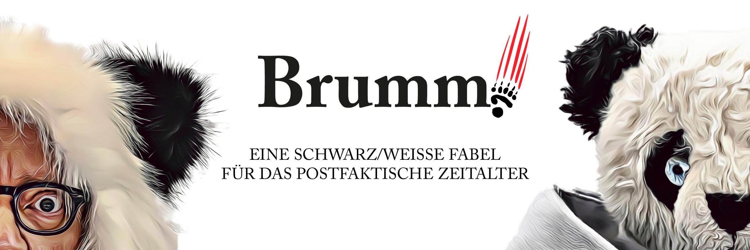 Brumm – der flauschigste Roman des Jahres
