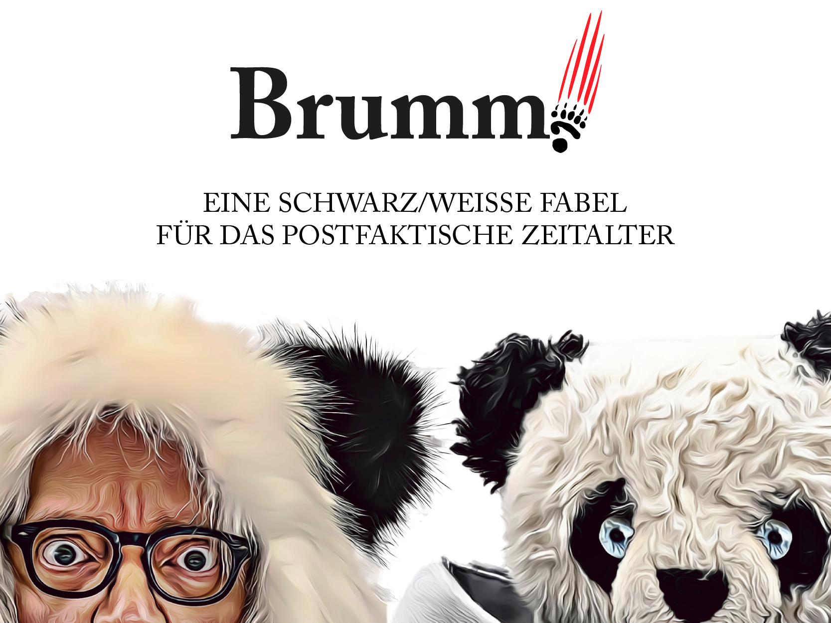Brumm! – Der flauschigste Roman des Jahres