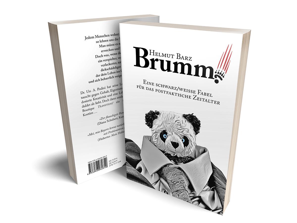 Brumm! – Eine schwarz/weiße Fabel für das postfaktische Zeitalter